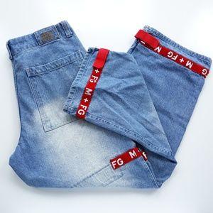 Marithe Francois Girbaud Mens Jeans 40/31